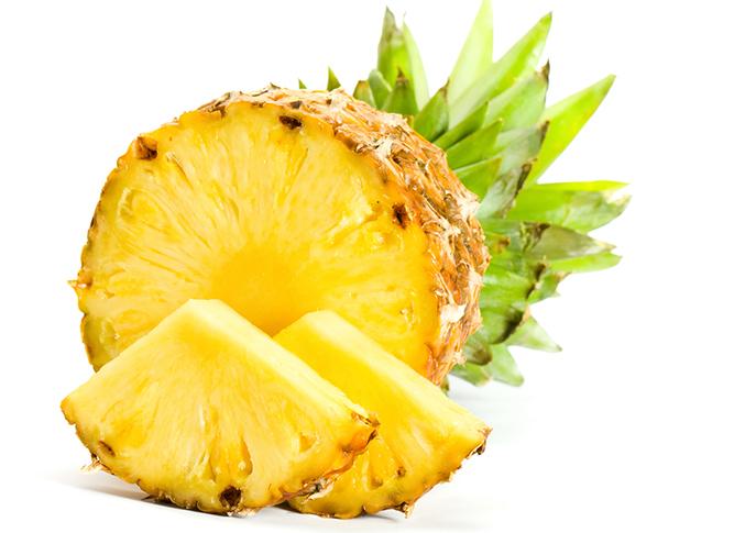 Alimentos para perder a barriga: Abacaxi