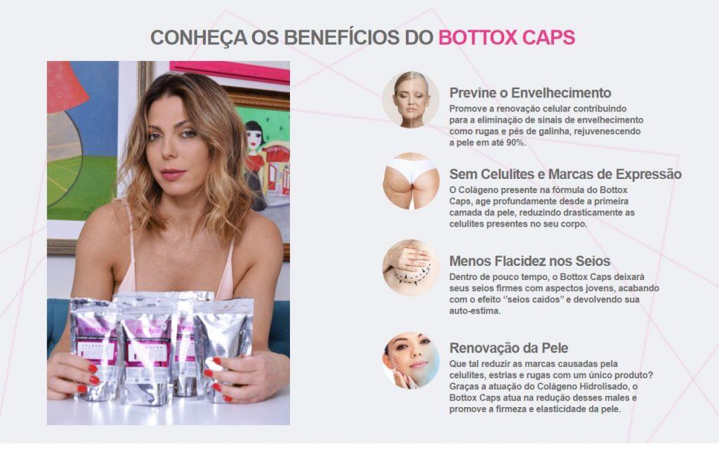 Bottox Caps para combater a celulite