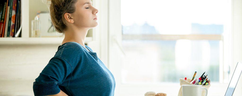 Exercícios simples para aliviar dores musculares