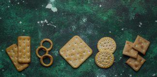 tipos de biscoitos salgados