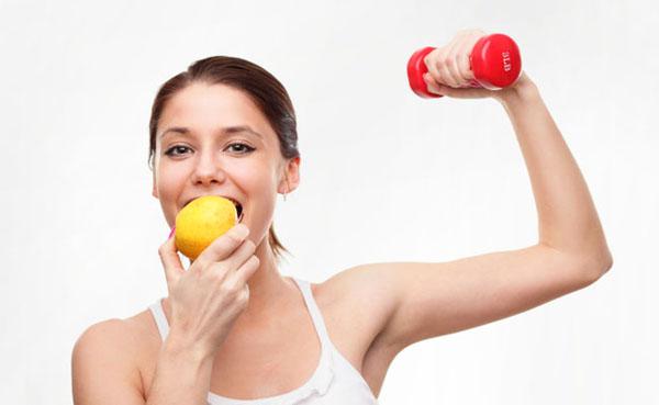 dieta ou exercício