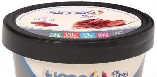 sorvete de proteina