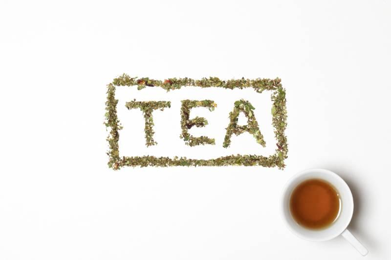 Ementa para dieta do chá verde