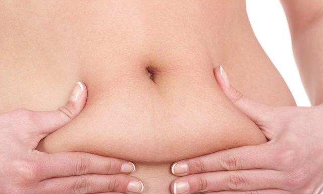 perder a barriga inchada
