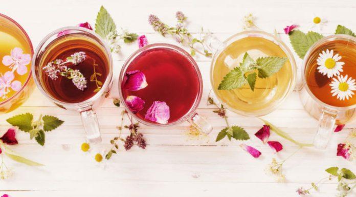 chá para emagercer