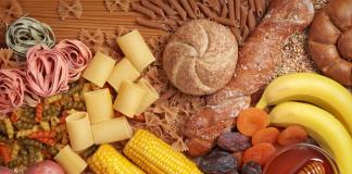 dieta do carboidrato