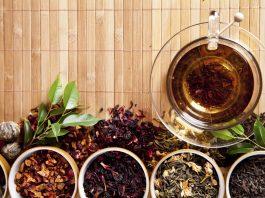 mix de chás para emagrecer