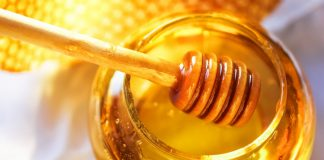receitas com mel