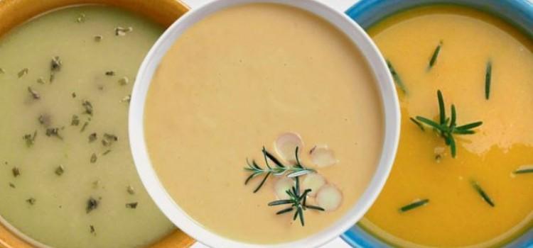 sopa para dieta