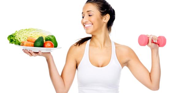 exercicio ou dieta