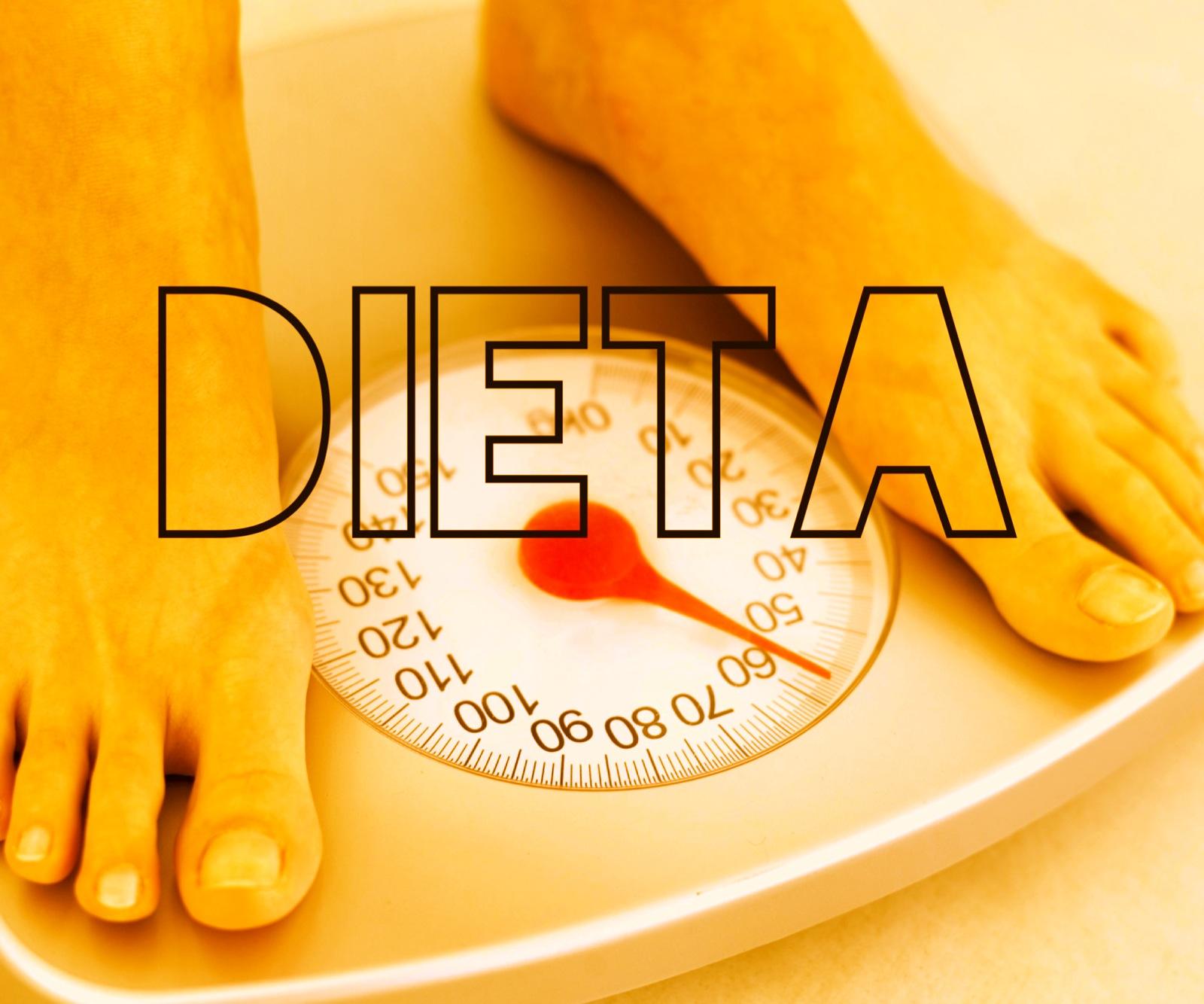 Uma boa dieta e atividade física regular