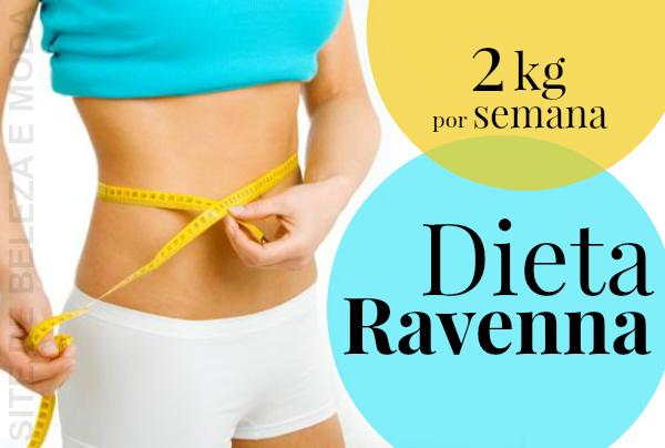 Benefícios da Dieta Ravenna