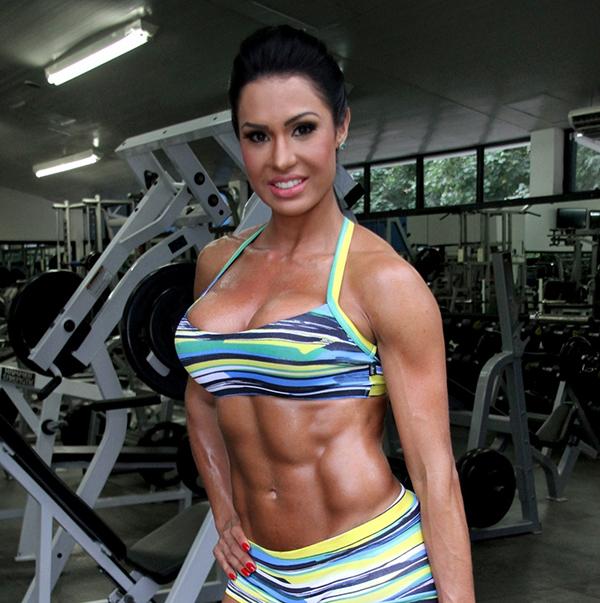 Dieta da Gracyanne Barbosa