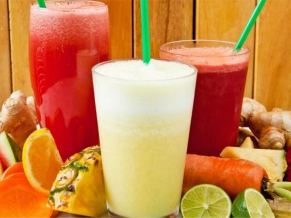 Sucos para acelerar a dieta