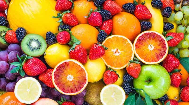 frutas para a dieta do piloto