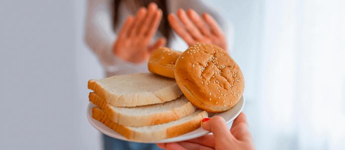 pão na dieta não