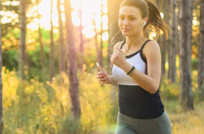 A saúde dos seios durante as corridas