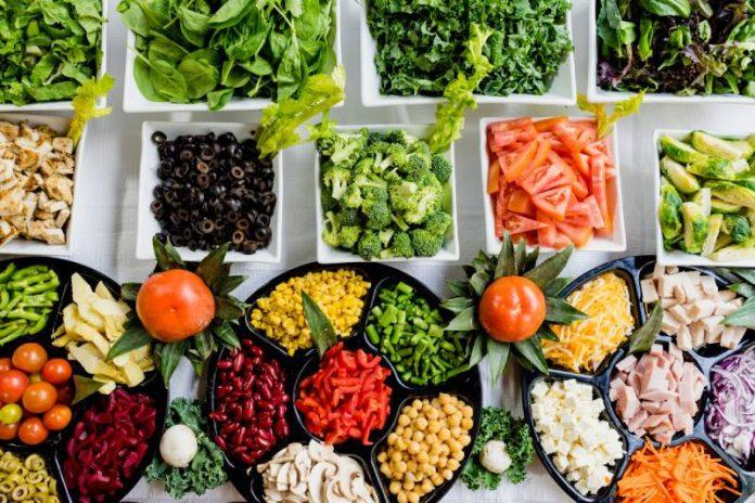 A importância de uma alimentação saudável para a dieta.