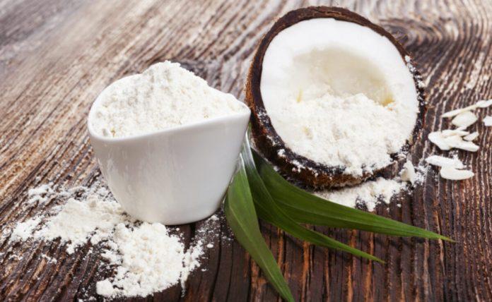 farinha de coco capa