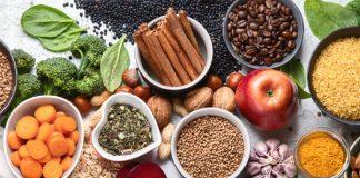 Alimentação rica em fibras