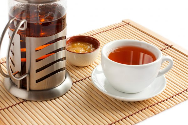 Chá-mate quente