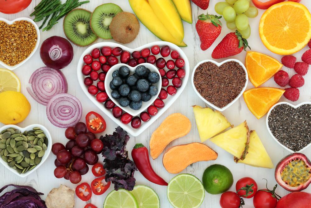 alimentos saudáveis na dieta para perder a barriga