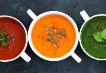 sopa detox de legmes