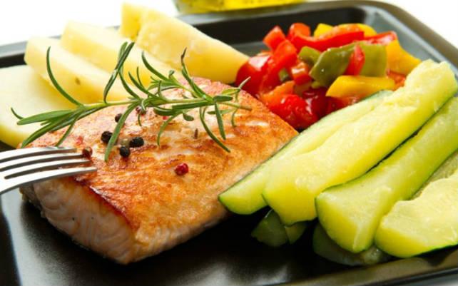 cardápio para dieta