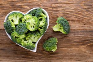super alimentos para emagrecer: brócolis