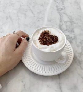café com cacau