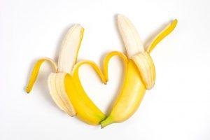 duas bananas