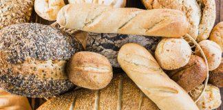 tipo de pães