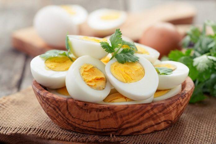 benefícios ovo cozido