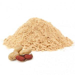 Farinha low carb de amendoim