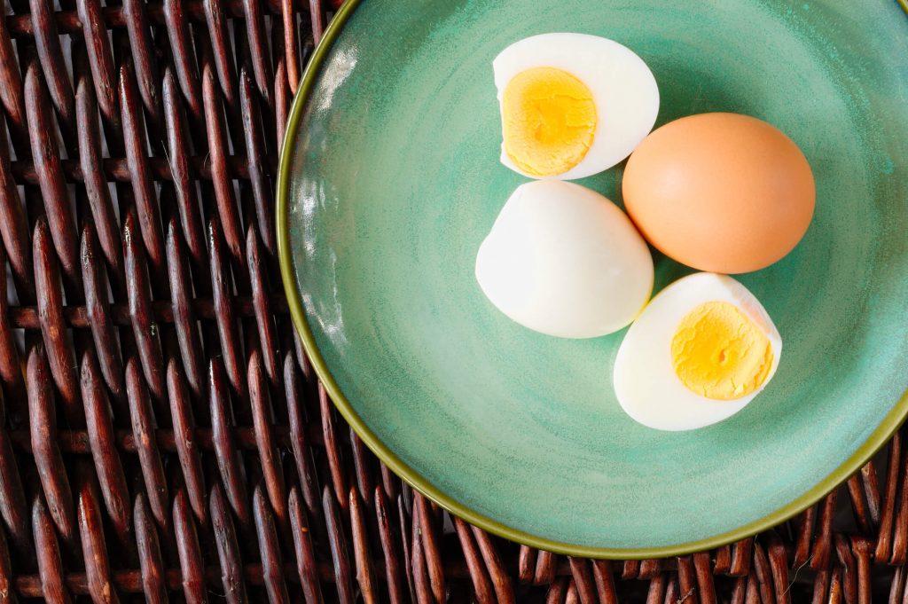 dieta dos ovos cozidos