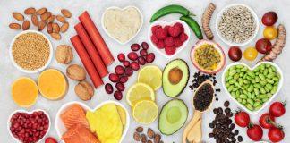 Alimentos para ganhar massa