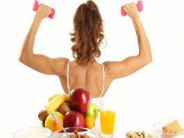 capa alimentação massa muscular