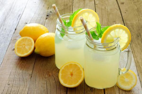 suco de limão light
