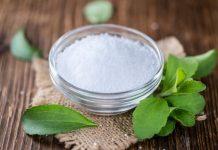 Adoçante stevia