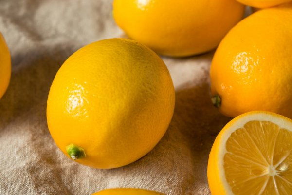 Chá de salsinha e limão