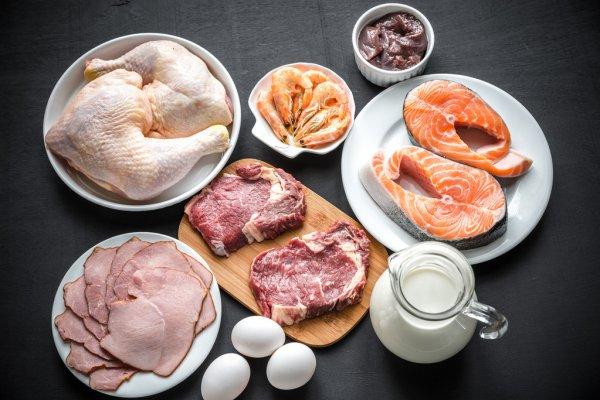 gorduras e proteínas na Dieta Dukan