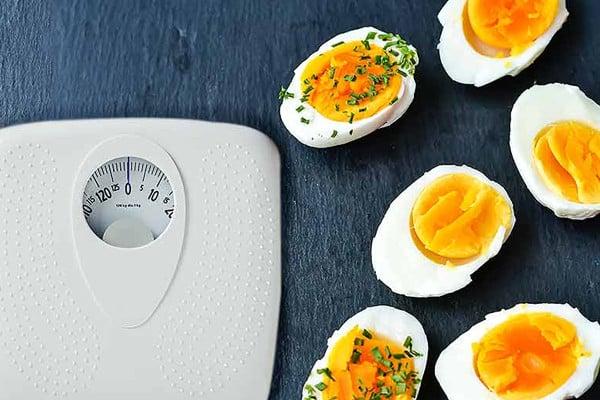 Dieta da USP com ovo