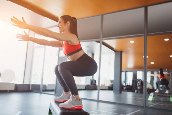 Pratica diaria de exercício físico