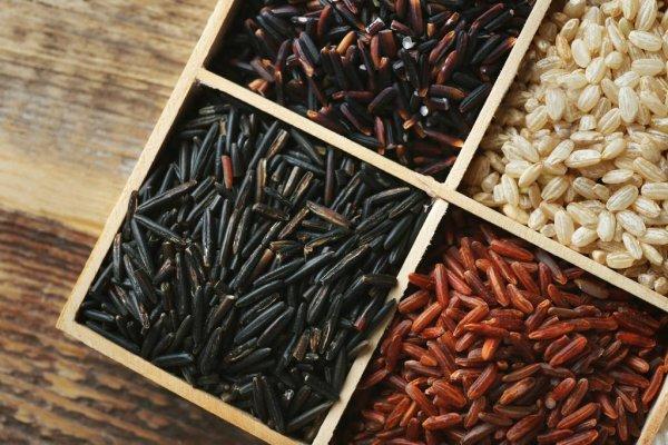 Benefícios do arroz selvagem